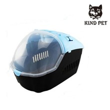 Pet shop plastic carrier for pets