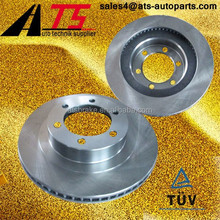 4351260150 auto spare parts for TOYOTA brake rotor