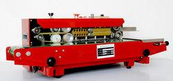 continuous band sealer machine FR D900 plastic container sealer Horizontal continuous bag sealer