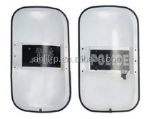 ANLI PLASTIC transparent 10 years quality polycarbonate riot shield
