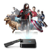 Cheap Smart TV Box Android 4.4 WIFI TV Smart Box Support Wireless USB Keyboard/Mouse