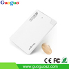 OEM Xiaomi Battery Backup Smart Power Bank 1500mAh Fast Charging Power Bank for Laptop, Huawei P8, Tablet PC