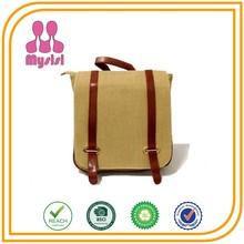 Wholesale Custom Vintage Canvas Backpacks For Teenage Girls