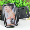 2015 Personalize Neoprene Armband Pouch with Key & Earphone pocket Sport Jogging Armband Case for iphone 6 s6 s6 edge s5 s4 s3