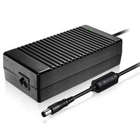 High efficiency Laptop Power Supply, Automatic Switching Laptop Adapter 19.5V/6.7A for Dell computer accessorie