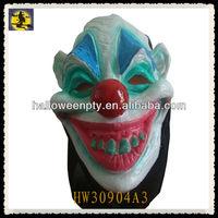 Fashion Durable Lovely Clown Mask, Halloween Gift