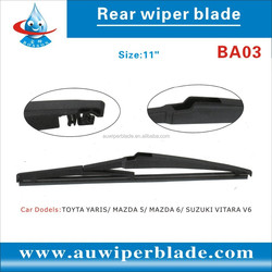 Universal Replace Rear wiper blade with exact fitting
