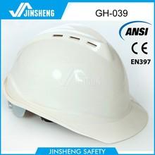 ABS HDPE plastic v guard hard hats