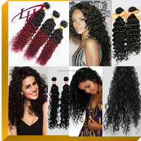 Hot selling,Cheap Brazilian hair extension,jerry /afro/kinky curly remy hair weave