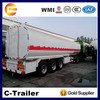 tri-Axles 45000 Liters Fuel Oil diesel Tank Semi Trailer