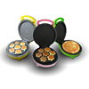 Household 7 cups Non-stick mini egg cake maker cake machine