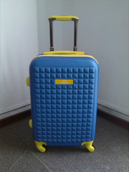 ABS Material Normal Size Girl Carry-on Luggages