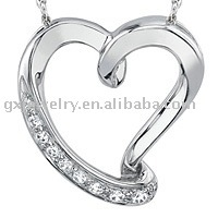 christmas ornament/professional casting stainless steel necklace