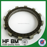 Motorcycle Clutch Plate / Clutch Disc (GS125 / GN125 / GP100 / TS100) for Suzuki