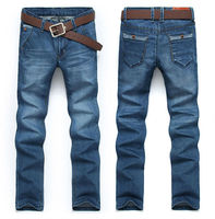 2013 new style jeans manufacturing process