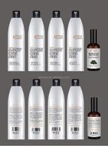 Organic type hair keratin straightening perm cream
