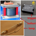 uv balasto electrónico para 3kw uv de la lámpara