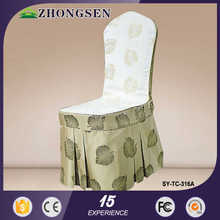 Hot Sale Pleated Fashion Design Polyester Universal Stretch wedding rosette from china dental chair cover