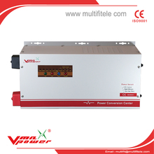 Hot sale 3KW pure sine wave high efficiency off-grid wall type solar inverter