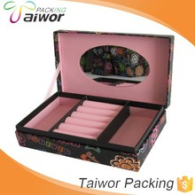 Alibaba China Custom Design Recycle Beauty Cosmetic Box Manufacturer Wholesale