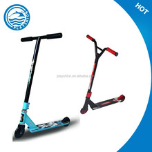 2 wheels pro deluxe kick scooter straight T-bar stunt scooter parts-best gift for Chirstmas