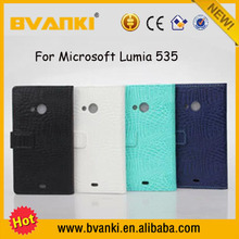 Most Selling Products Jewelry Case For Microsoft Lumia 535,TPU Bumper PC Phone Case For Microsoft Lumia 535 Mobile Phone