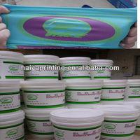 cotton t-shirt textile screen printing mucilage glue