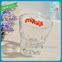 Top quality advertising glassware wholesale