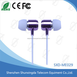 Wholesale in ear Cheap Price Good Quality Stereo deep bass mobile phone