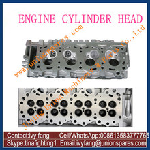 Types of Diesel Engine Cylinder Head Manufacturer