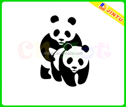 Customized UV weather resistant self adhesive die cut sticker