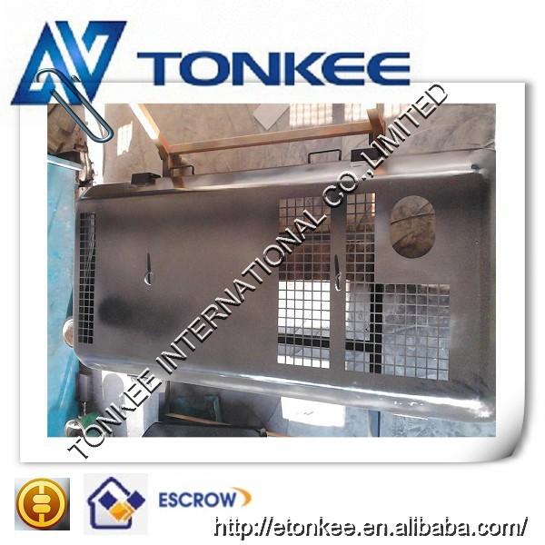 excavator engine cover China made.jpg