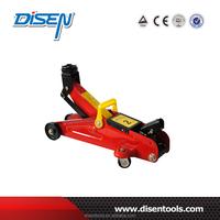 2Ton 345mm manual hydraulic automatic car lift rolling floor jack