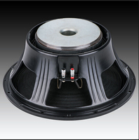 high power 1000 watts RMS 15 inch Woofer professional audio speaker