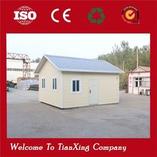 plat pack container house living prefab house precast insulated concrete panels