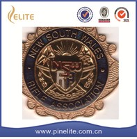 Promotional metal masonic car emblem from China factory