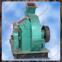 AMS-800 wood crusher machine/disc chippers