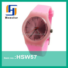 2015 Newest Most Popular Silicone Wristwatch Band