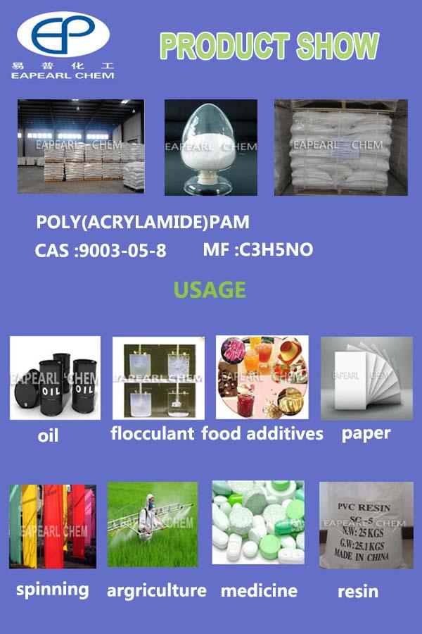 2015 momo Poly ( acrylamide ) nom de textile industries acides gras