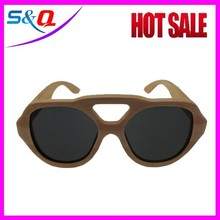 Nutural bamboo sunglasses,nose with hole sunglasses bamboo,bamboo and wood sunglasses