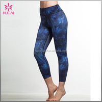 High Quality Legging Yoga Wear Wholesale Gym Sports Pants Custom