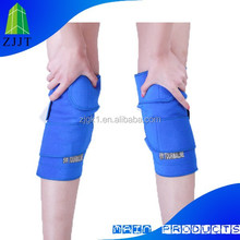 Velvet fabric Tourmaline self heating knee support