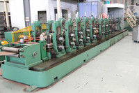 low price used high frequency steel tube making machines