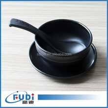 Food grade eco-friendly soup bowl and spoon