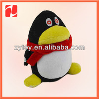 Vivid Cute Penguin Cartoon Animal Pet Plush Toys