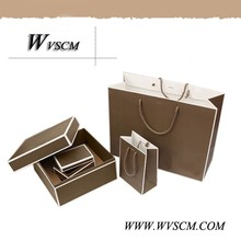 high quality raw material of paper bag for shopping