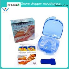 high quality clear soft sleep aids anti snore stop snoring mouthpiece
