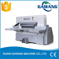 National Standard Drafter Electric Programmed Paper Cutting Machine
