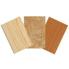 Wooden color Aluminum composite panel Manufacture