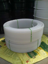 PE100 white and black pe water pipe 25mm hdpe coiled irrigation pipes